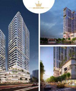 Dự án căn hộ chung cư King Crown Infinity Thành Phố Thủ Đức